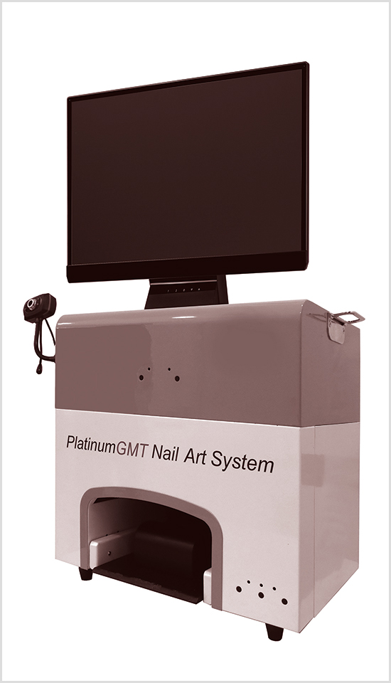 Platinum GMT™ NAIL ART System Cloud